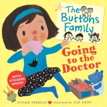 The Buttons Family: Going to the Doctor, Paperback / softback Book