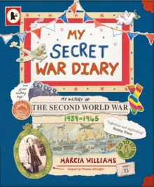 My Secret War Diary, by Flossie Albright, Paperback / softback Book