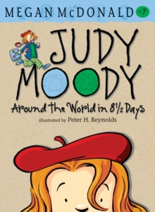Judy Moody: Around the World in 8 1/2 Days, Paperback Book