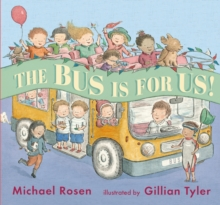 The Bus Is for Us!, Hardback Book