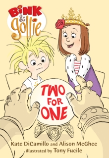Bink and Gollie: Two for One, Hardback Book