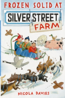 Frozen Solid at Silver Street Farm, Paperback Book