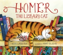 Homer, the Library Cat, Paperback / softback Book