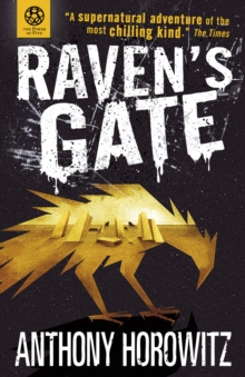 The Power of Five: Raven's Gate, Paperback Book