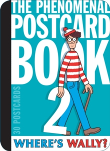 Where's Wally? The Phenomenal Postcard Book Two, Hardback Book