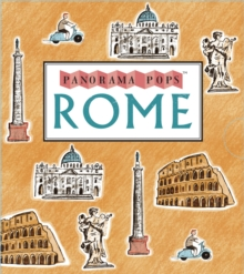 Rome: Panorama Pops, Hardback Book