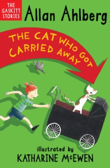The Cat Who Got Carried Away, Paperback Book