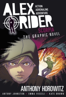 Scorpia Graphic Novel, Paperback / softback Book