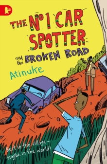 The No. 1 Car Spotter and the Broken Road, Paperback / softback Book