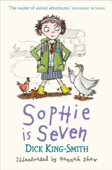 Sophie is Seven, Paperback Book