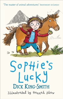 Sophie's Lucky, Paperback Book