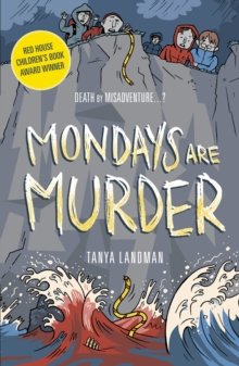 Murder Mysteries 1: Mondays Are Murder, Paperback Book