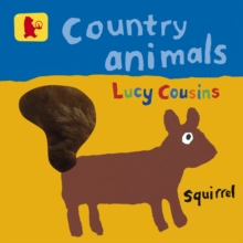 Country Animals, Board book Book