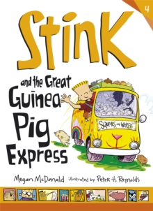 Stink and the Great Guinea Pig Express, Paperback / softback Book