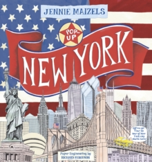 Pop-up New York, Hardback Book
