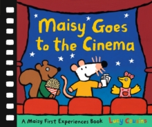 Maisy Goes to the Cinema, Hardback Book