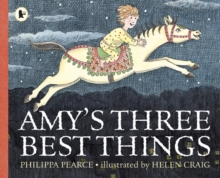 Amy's Three Best Things, Paperback / softback Book
