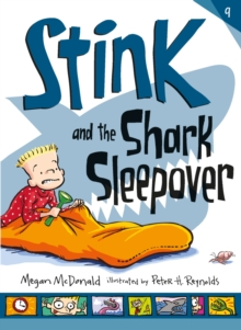 Stink and the Shark Sleepover, Paperback Book