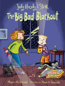 Judy Moody and Stink: The Big Bad Blackout, Paperback / softback Book