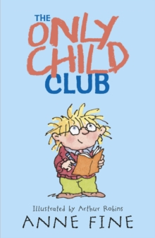 The Only Child Club, Paperback Book