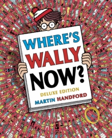 Where's Wally Now?, Hardback Book