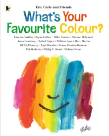 What's Your Favourite Colour?, Paperback Book