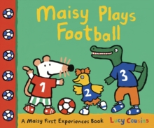 Maisy Plays Football, Paperback / softback Book
