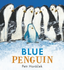 Blue Penguin, Hardback Book