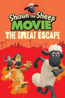 Shaun the Sheep Movie - The Great Escape, Paperback Book