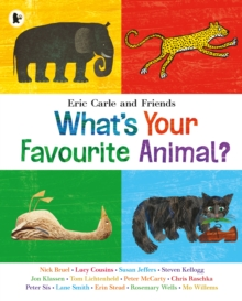 What's Your Favourite Animal?, Paperback Book