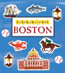 Boston: Panorama Pops, Hardback Book