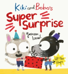 Kiki and Bobo's Super Surprise, Hardback Book