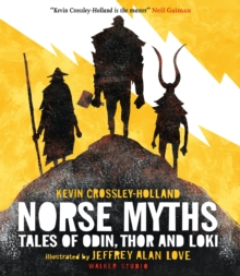 Norse Myths : Tales of Odin, Thor and Loki, Hardback Book