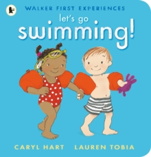 Let's Go Swimming!, Paperback / softback Book