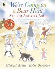 We're Going on a Bear Hunt : Sticker Activity Book, Paperback / softback Book