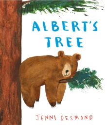 Albert's Tree, Hardback Book