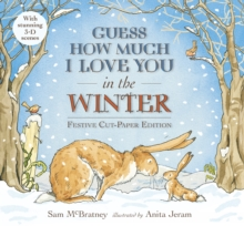 Guess How Much I Love You in the Winter, Hardback Book