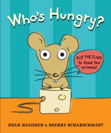 Who's Hungry?, Hardback Book