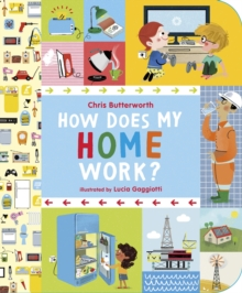 How Does My Home Work?, Hardback Book
