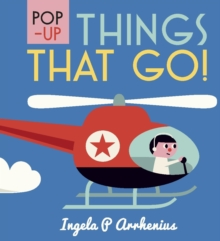 Pop-up Things That Go!, Hardback Book