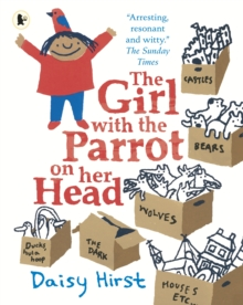 The Girl with the Parrot on Her Head, Paperback / softback Book
