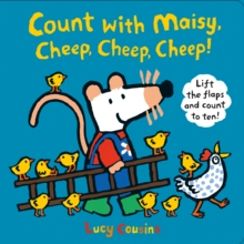 Count with Maisy, Cheep, Cheep, Cheep!, Paperback / softback Book
