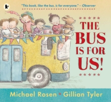 The Bus is for Us!, Paperback Book