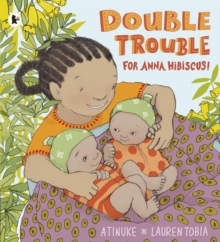 Double Trouble for Anna Hibiscus!, Paperback Book