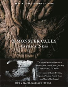 A Monster Calls: Special Collector's Edition (Movie Tie-in), Hardback Book