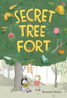 Secret Tree Fort, Hardback Book