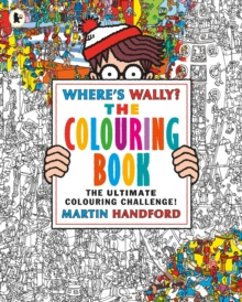 Where's Wally? The Colouring Book, Paperback / softback Book