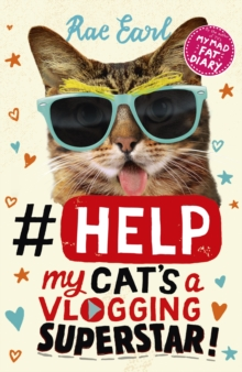 #Help: My Cat's a Vlogging Superstar!, Paperback Book
