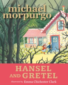 Hansel and Gretel, Hardback Book