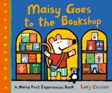 Maisy Goes to the Bookshop, Hardback Book